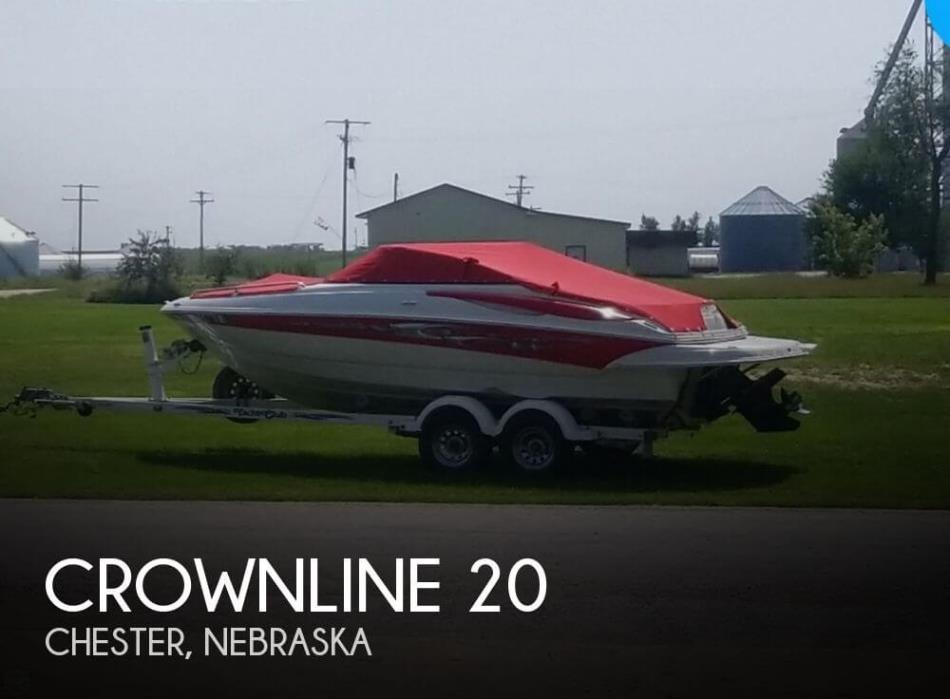 2008 Crownline 200 LS