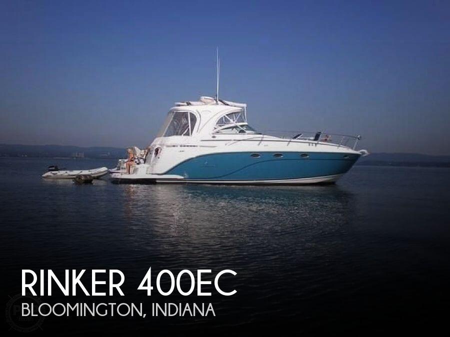 2008 Rinker 400EC