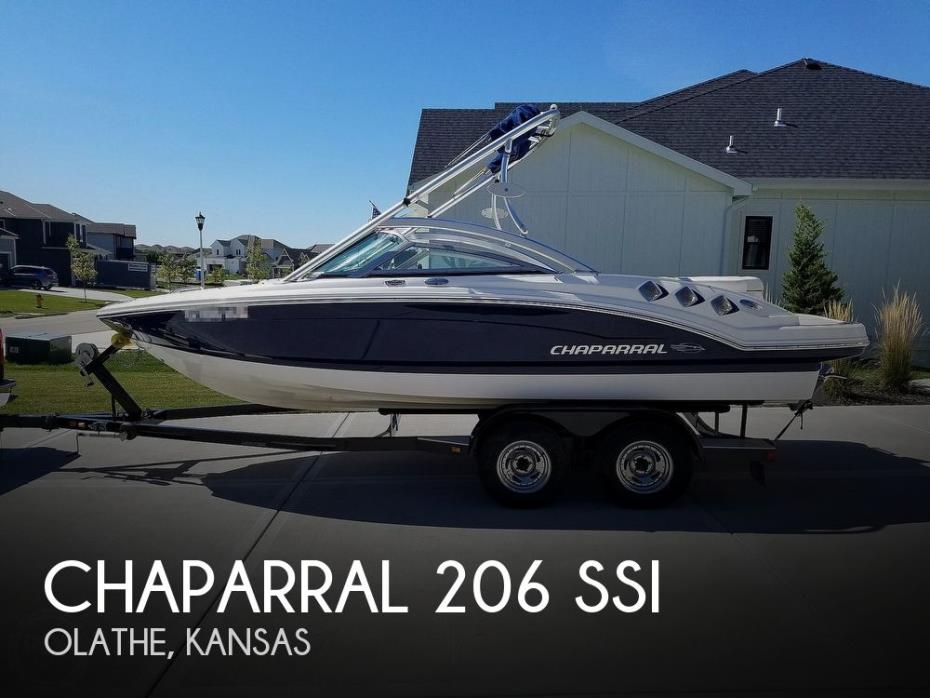 2012 Chaparral 206 SSI