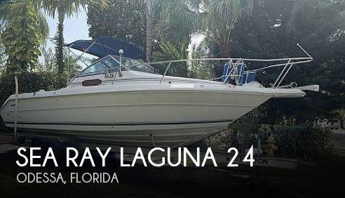 1992 Sea Ray Laguna 24