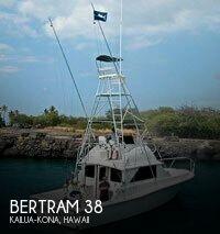 1972 Bertram 38 (2007 Engine & Refit)