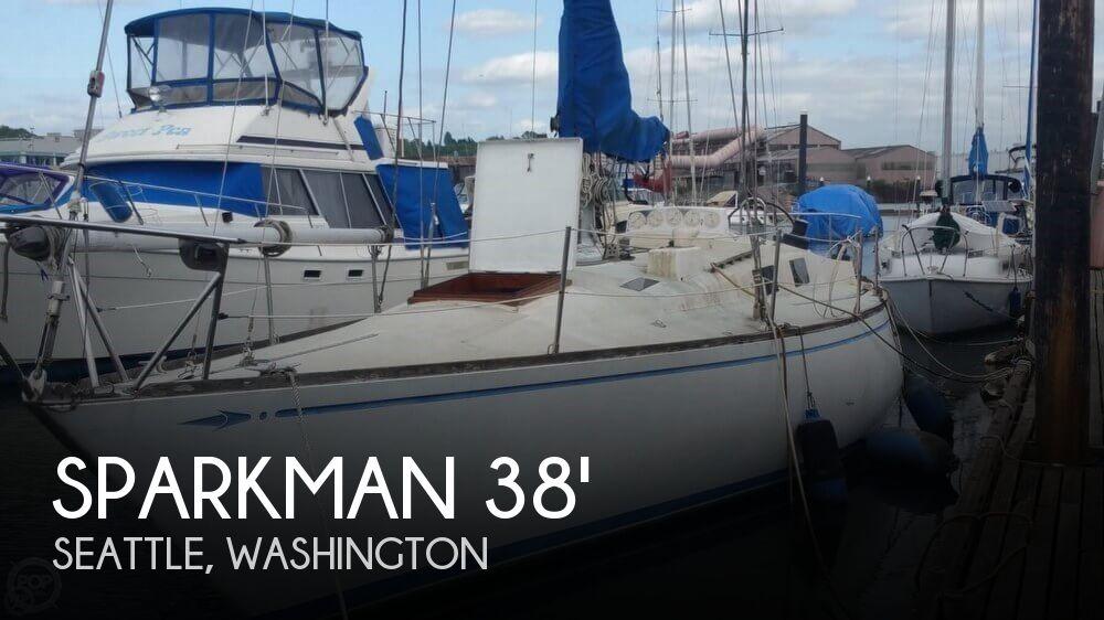 1974 Sparkman & Stephens Yankee Yachts 38