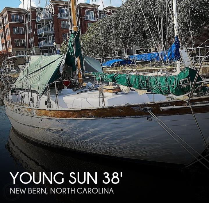 1979 Young Sun Westwind 35