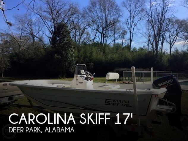 2012 Carolina Skiff 178 DLV