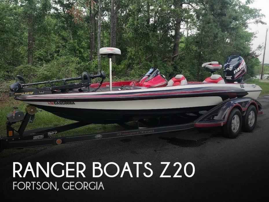 2008 Ranger Boats Z20