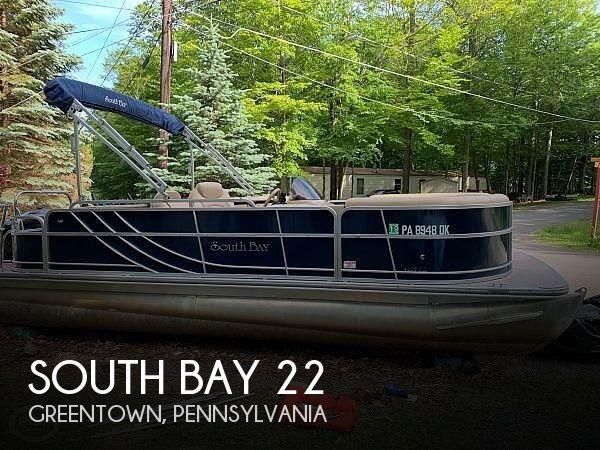 2013 South Bay 22
