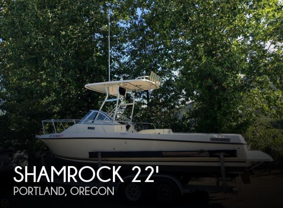 2005 Shamrock 220 Adventurer