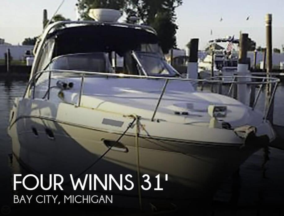 2000 Four Winns 298 Vista