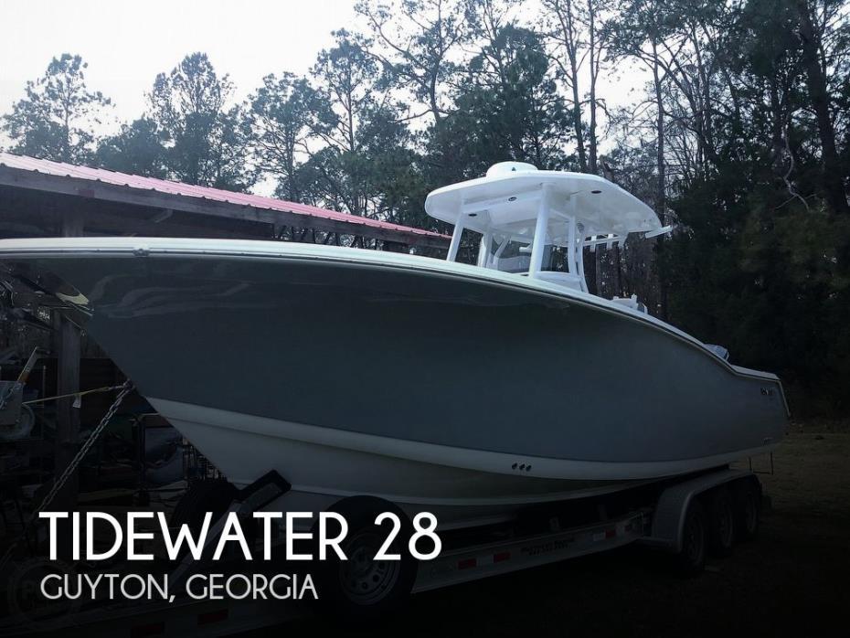 2019 Tidewater 280 Adventurer
