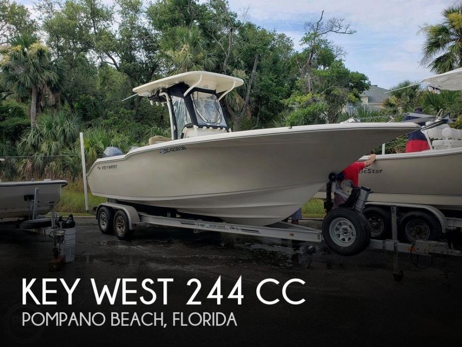 2014 Key West 244 CC