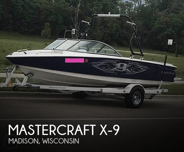 2002 Mastercraft X-9