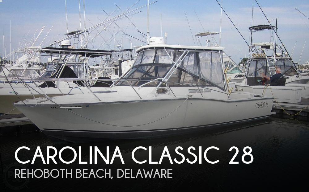 1998 Carolina Classic 28 Express