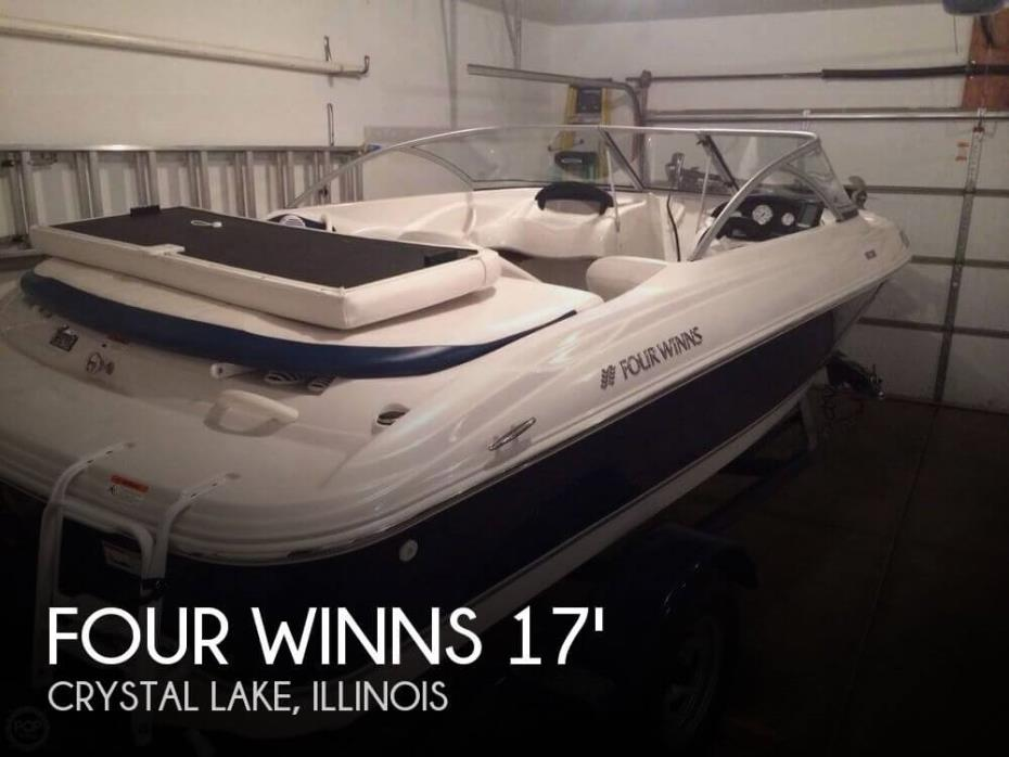 2011 Four Winns H 180 with H183 Fishing Upgrades