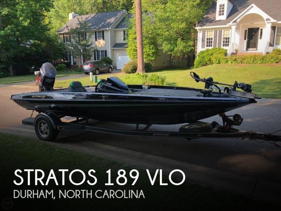 2015 Stratos 189 VLO