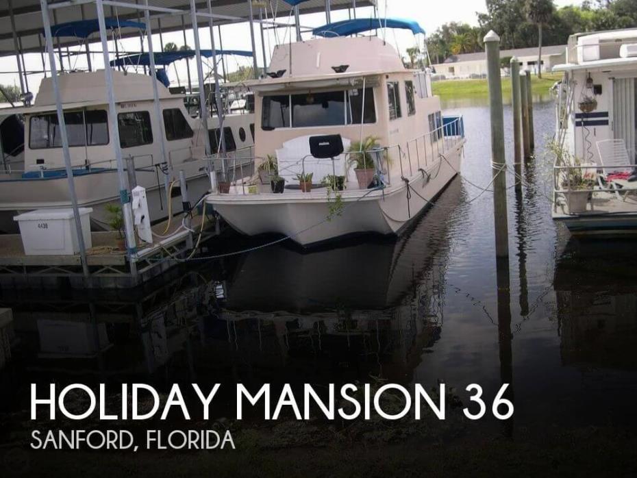 1983 Holiday Mansion 36