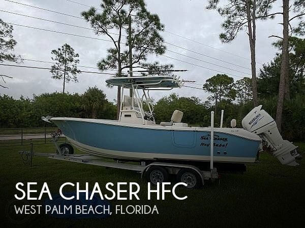 2016 Sea Chaser HFC