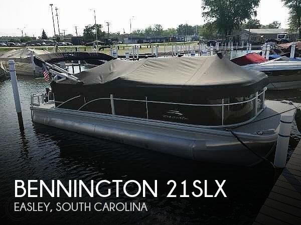 2021 Bennington 21SLX