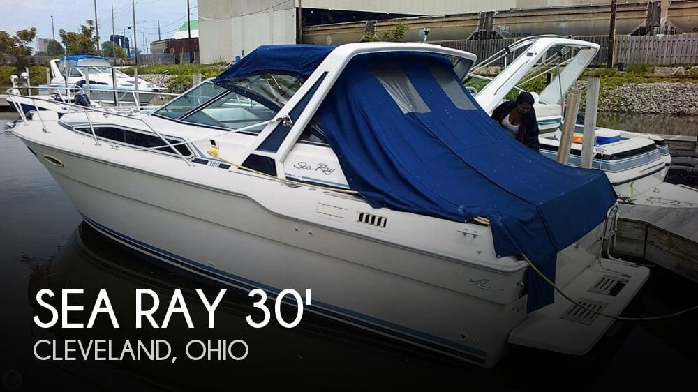 1987 Sea Ray SRV300