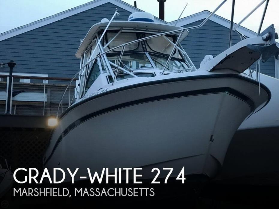 2000 Grady-White 274 Sailfish
