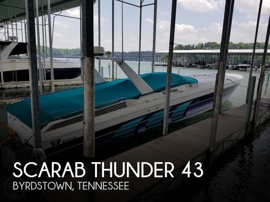 1994 Scarab Thunder 43