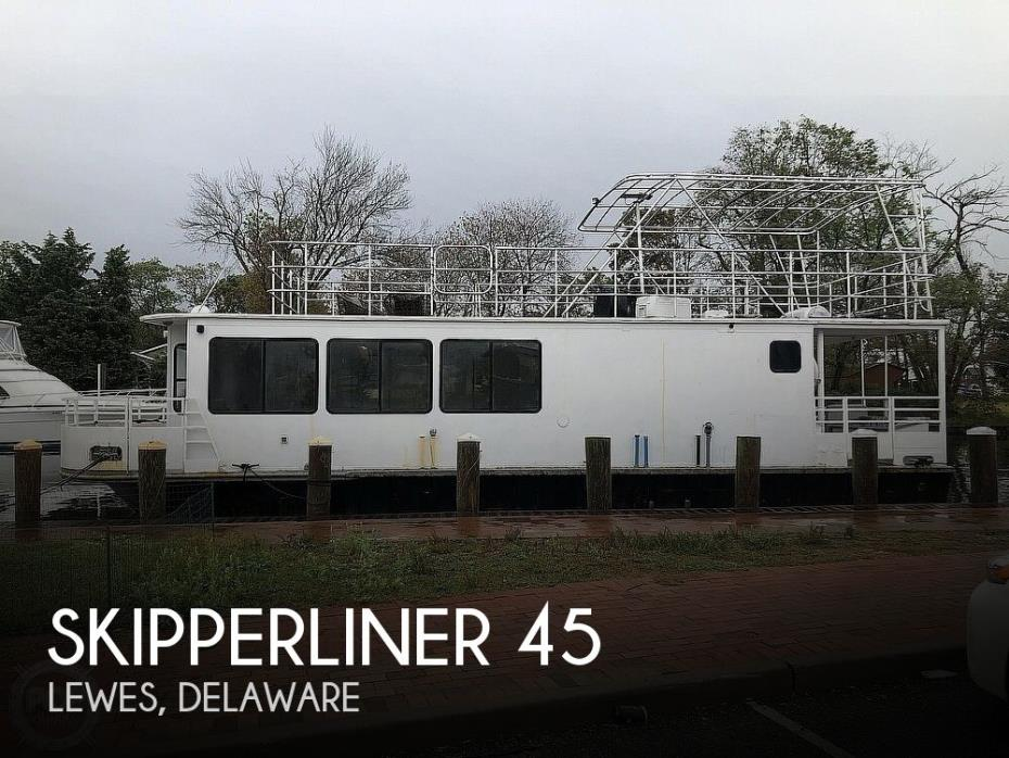 1995 Skipperliner 45 Riverboat
