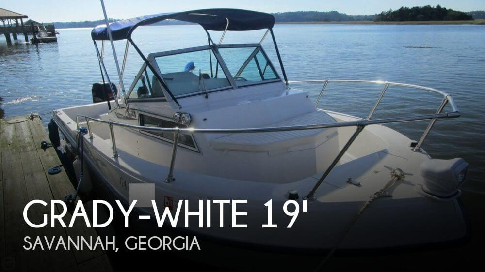 Grady white 204 boats for sale for Yamaha outboards savannah ga