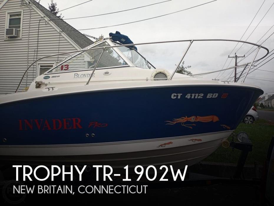2007 Trophy TR-1902W