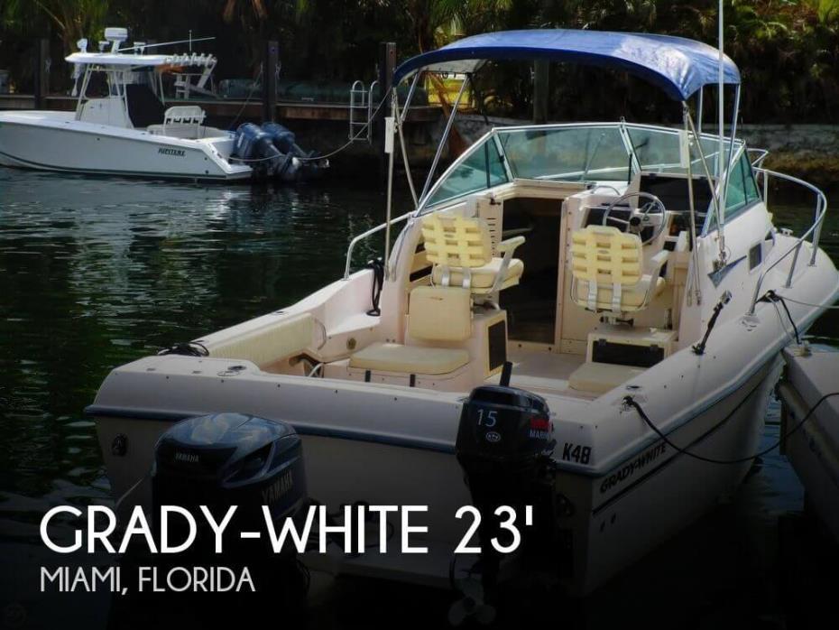 2003 Grady-White Gulfstream 232