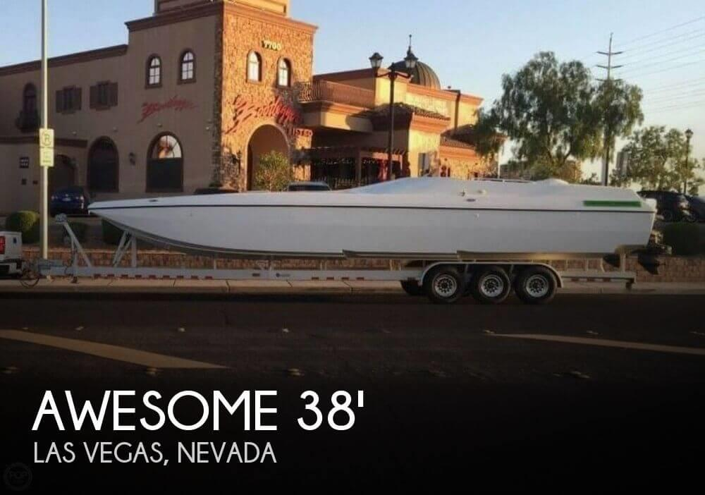 1999 Awesome 38' Signature Cat