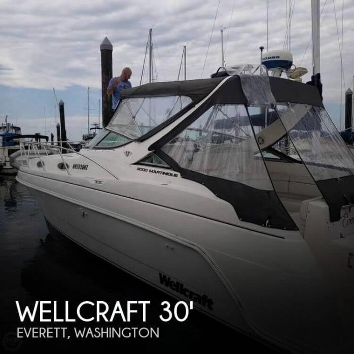 1998 Wellcraft Martinique 3000