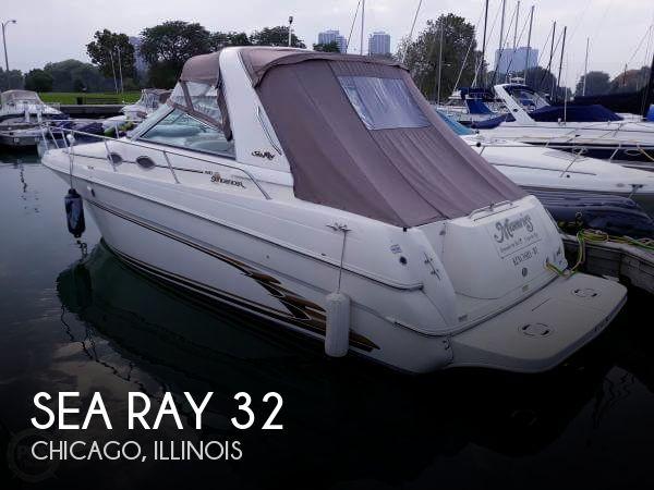 1997 Sea Ray 32