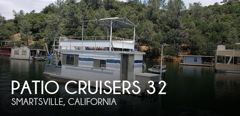1979 Patio Cruisers 12 x 32