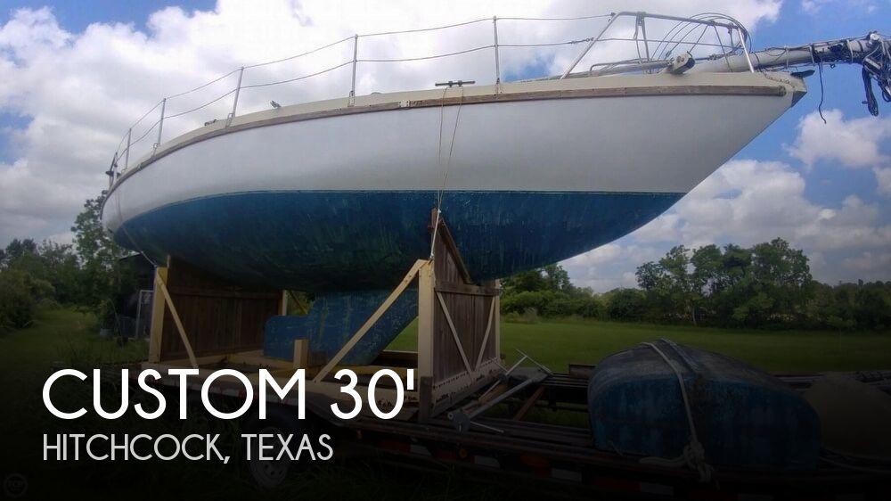 1985 Custom 30' Custom made by owner