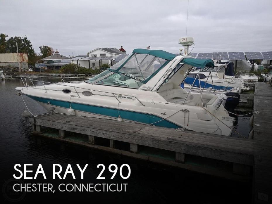 1994 Sea Ray Sundancer 290