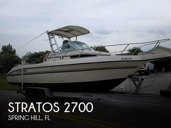 1993 Stratos 2700