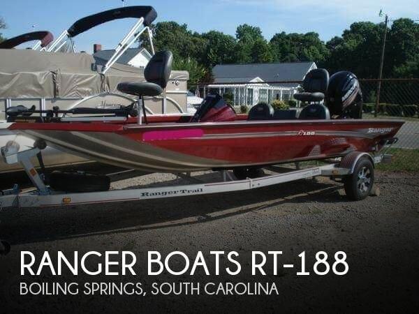 2016 Ranger Boats RT-188