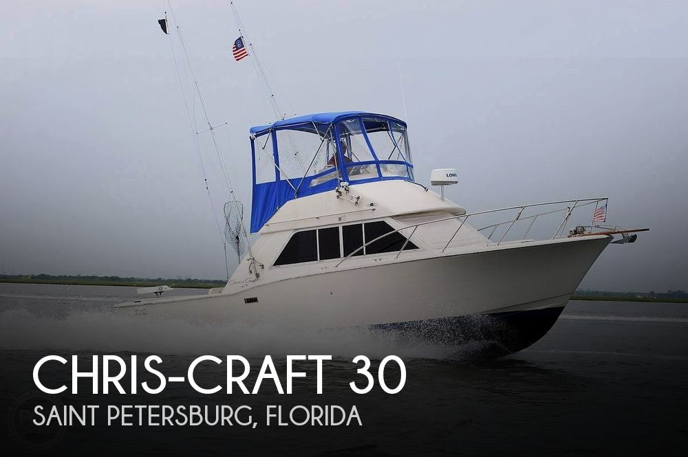 1975 Chris-Craft 30