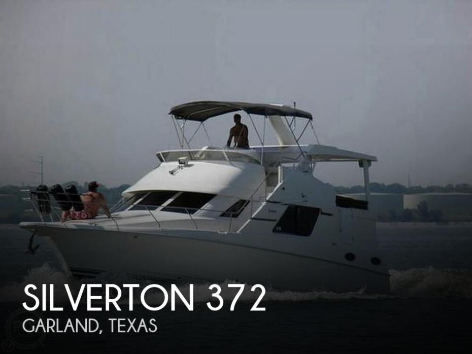 1997 Silverton 372