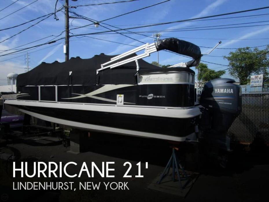 2011 Hurricane Fundeck 216