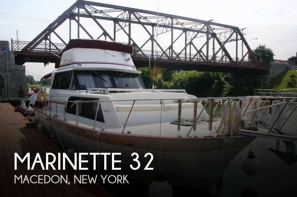 1988 Marinette 32