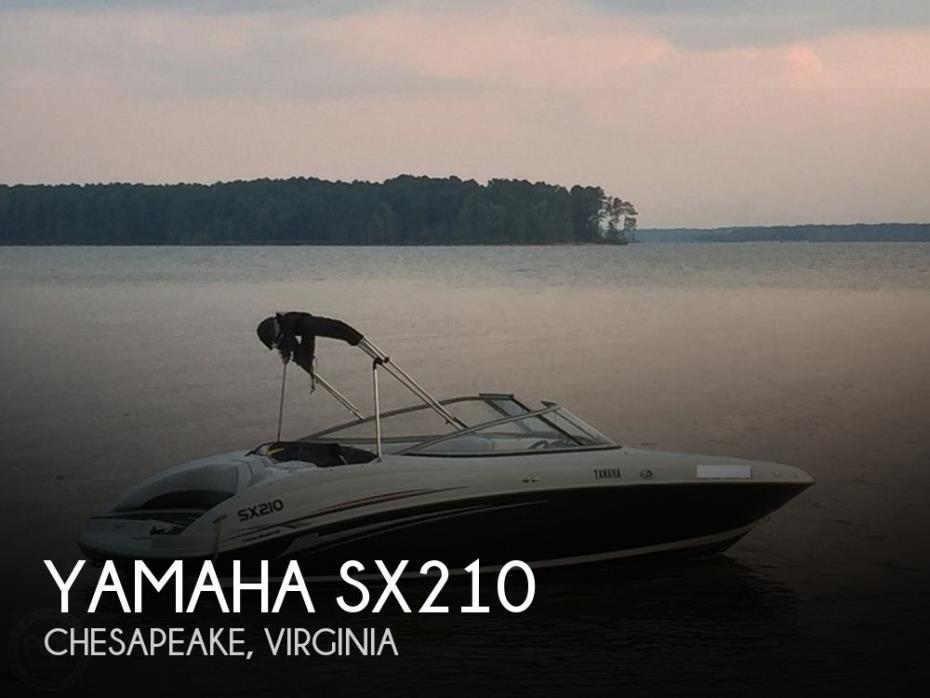 2006 Yamaha SX210