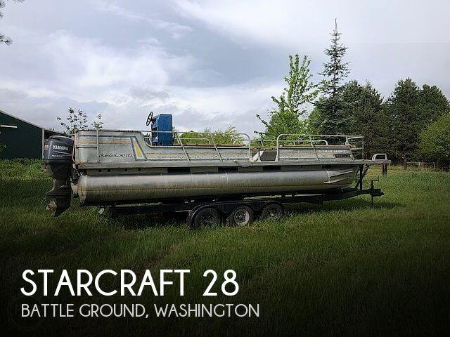 1990 Starcraft 28