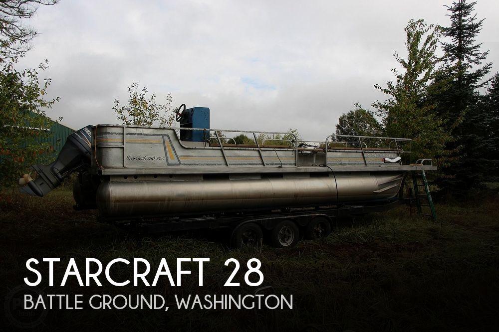 1990 Starcraft 28 DLX