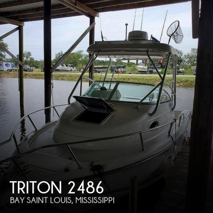 2005 Triton 2486