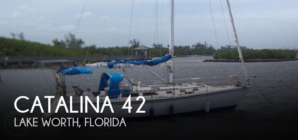 1990 Catalina 42