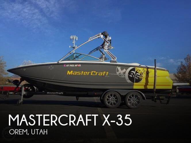 2009 Mastercraft X-35