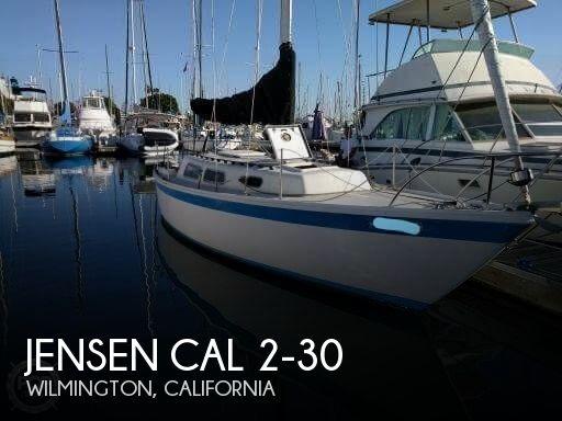 1968 Jensen Cal 2-30