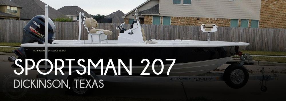 2018 Sportsman 207
