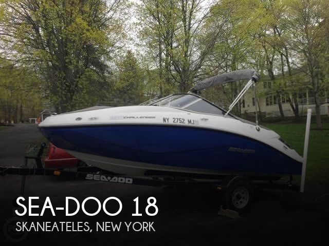 2012 Sea-Doo 180 Challenger
