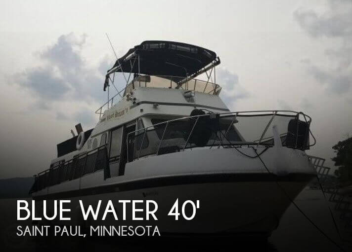 1978 Blue Water Boats Tri Cabin 40